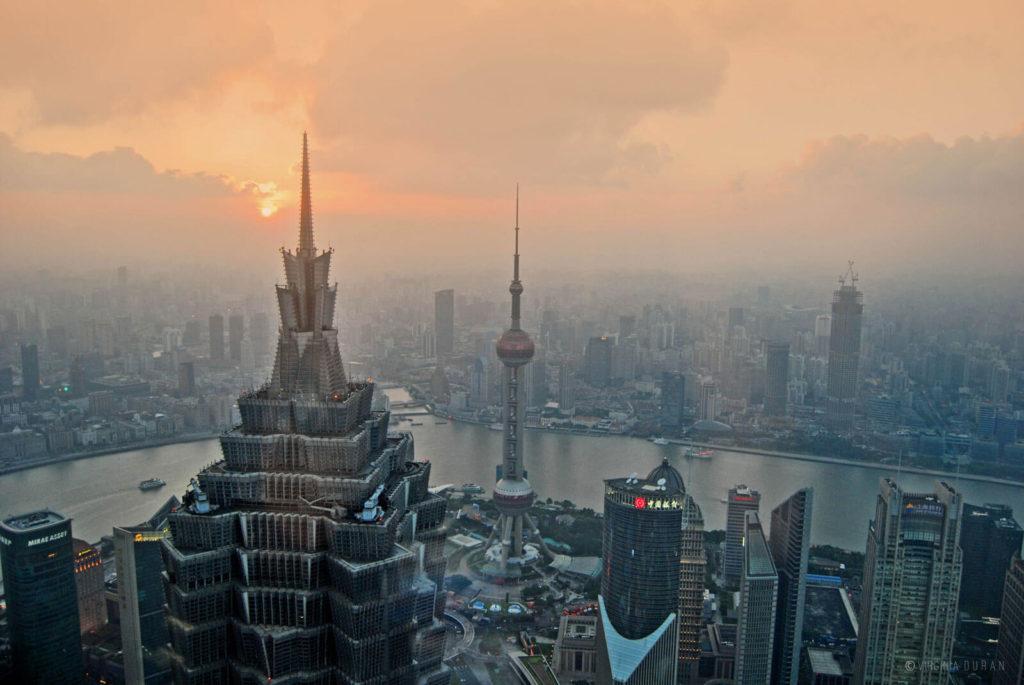 City Shanghai China ESL Teacher Abroad Overseas English